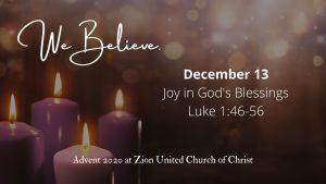 Joy: Christmas is Political